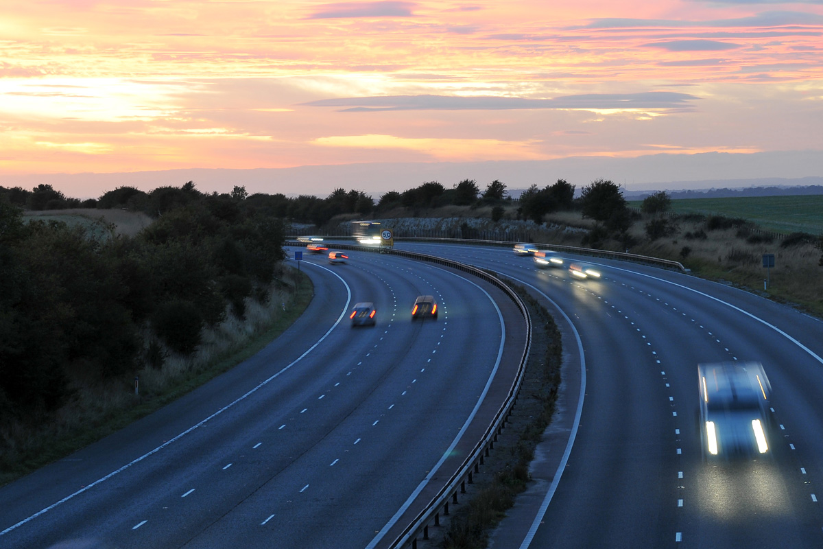60mph Speed Limits Are Coming To Some UK Motorways