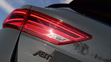 SEAT Leon Cupra R ST ABT - rear badge