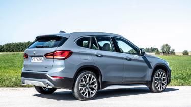 BMW X1 - rear static