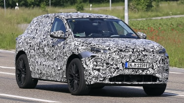Audi Q6 e-tron - spyshot 2