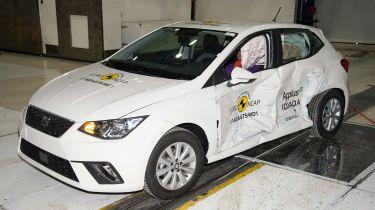 2017 SEAT Ibiza Euro NCAP