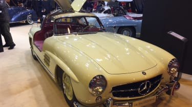 Mercedes-Benz 300 SL Gullwing - Retromobile