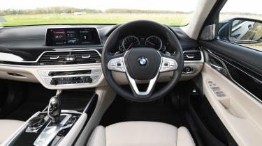 BMW 7 Series - dash
