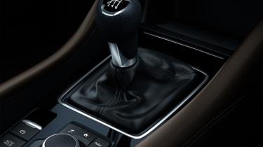 Mazda 6 - gear lever