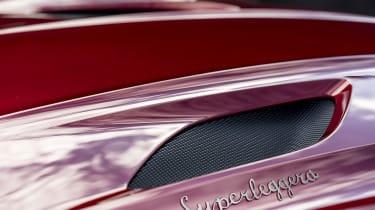 Aston Martin DBS Superleggera - teaser
