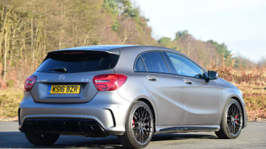 Mercedes-AMG A 45 - rear static