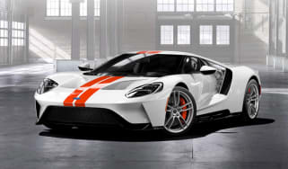 Ford GT Configurator - front three quarter
