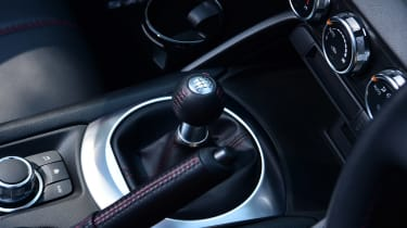 Mazda MX-5 long termer - first report transmission