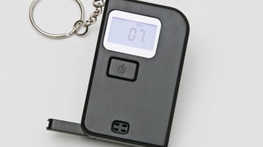 VicTsing Mini Digital Keychain Alcohol Tester