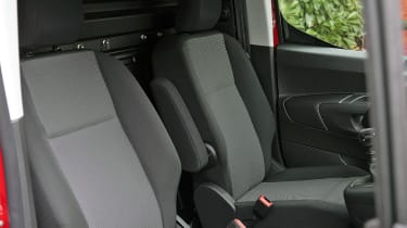 Citroen Berlingo Van seats