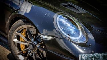 Porsche GT2 RS prototype - front light