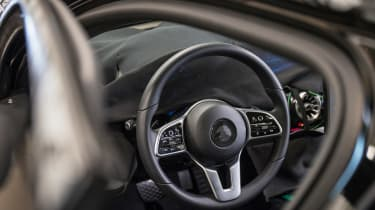 Mercedes A-Class 2018 ride steering