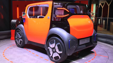 Citroen AMI ONE concept - Geneva rear