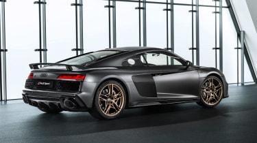 Audi R8 V10 Decennium - rear static