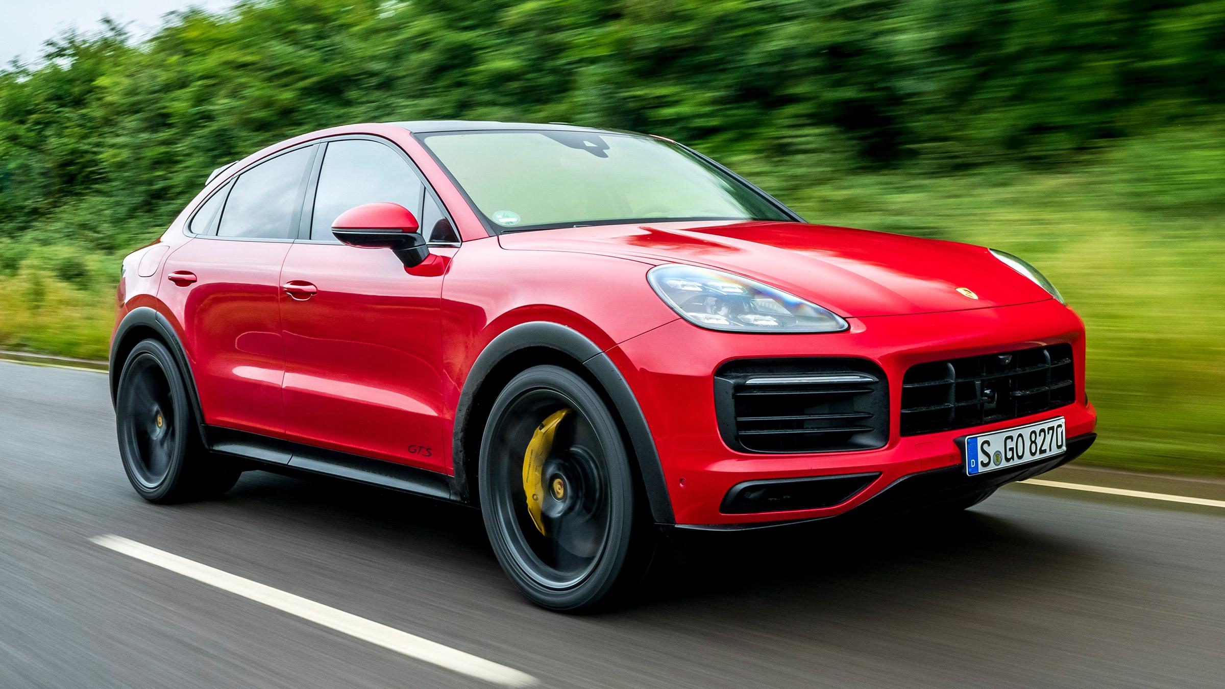 Porsche Cayenne Gts Review Auto Express