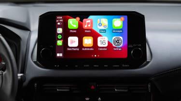 Nissan Qashqai - Apple CarPlay