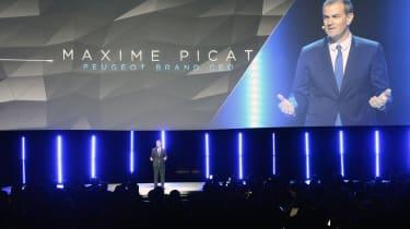 Peugeot 3008 big reveal - Maxime Picat