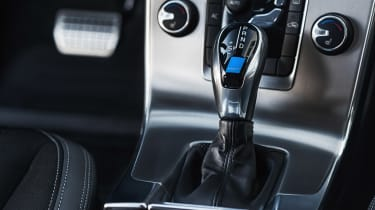 Volvo Polestar performance parts gearlever