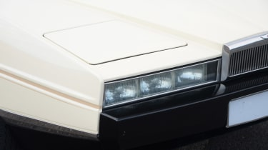 Aston Martin Lagonda - front light