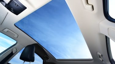 Lexus NX long-termer - sunroof