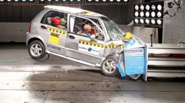 Opinion - Chery crash test