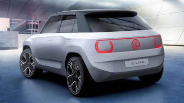 Volkswagen ID Life - rear