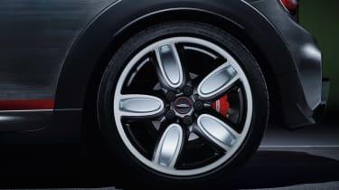 MINI JCW alloy wheel