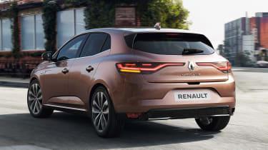 Renault Megane - rear
