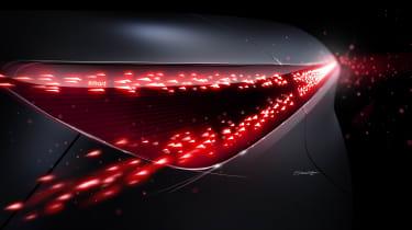 Smart SUV concept - rear light