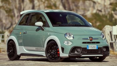 Abarth 695 70th Anniversario - front