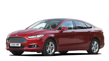 Ford SYNC 2 - Mondeo