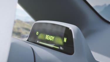 Volkswagen ID. Buggy concept - interior detail