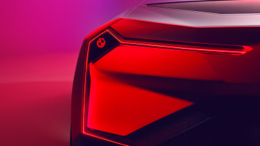 BMW Vision M NEXT concept - rear light