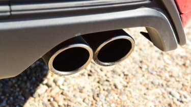 Ford Focus - exhaust