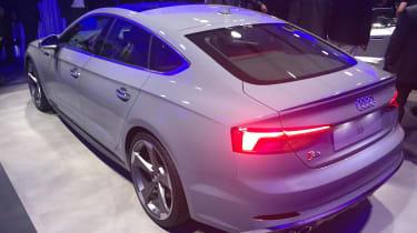 Audi S5 Sportback - paris rear