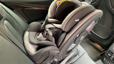 Best child car seats - rear facing