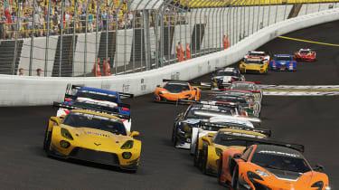 GT Sport 2016 - full grid
