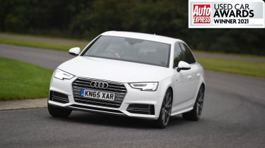 Best used compact executive car 2021 - Audi A4