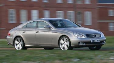 German modern classics - Mercedes CLS