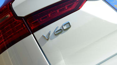 Volvo V60 Cross Country - V60 badge