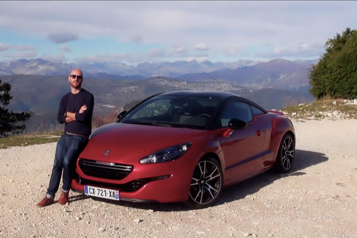 Peugeot Rcz R Video Review Auto Express