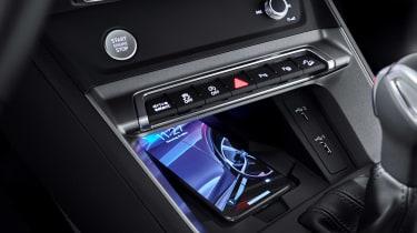 Audi Q3 Sportback - interior detail