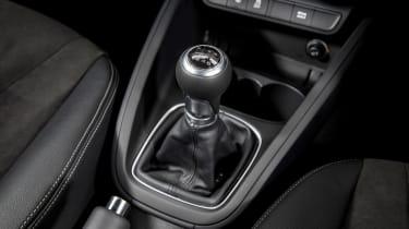 Audi A1 - gear stick