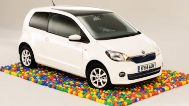 Skoda Citigo - best city car
