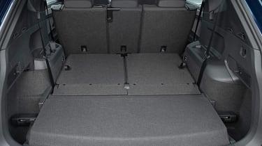 SEAT Tarraco - boot seats down