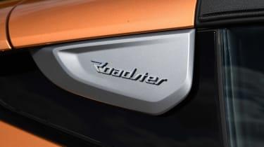 BMW i8 Roadster - side detail