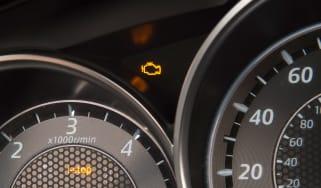 Used Mazda 6 - engine light