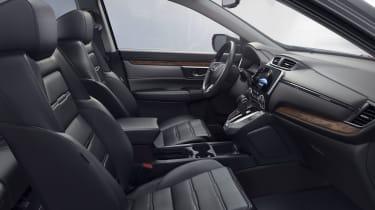 New Honda CR-V - interior