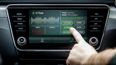 Skoda's In Tune software