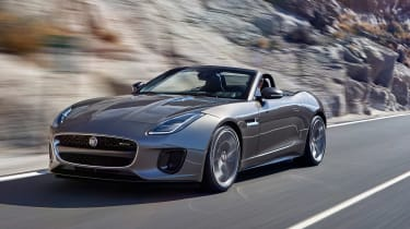 Jaguar F-Type R Dynamic
